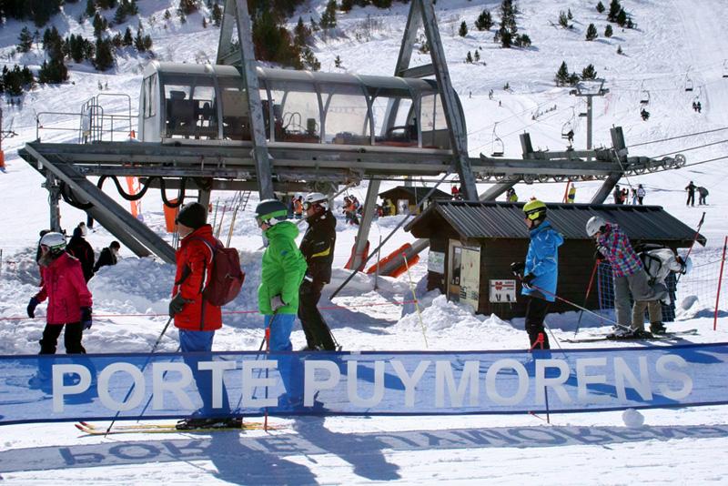 Port puymorens abona el peatge del cad diari de la neu - Webcam porte puymorens ...