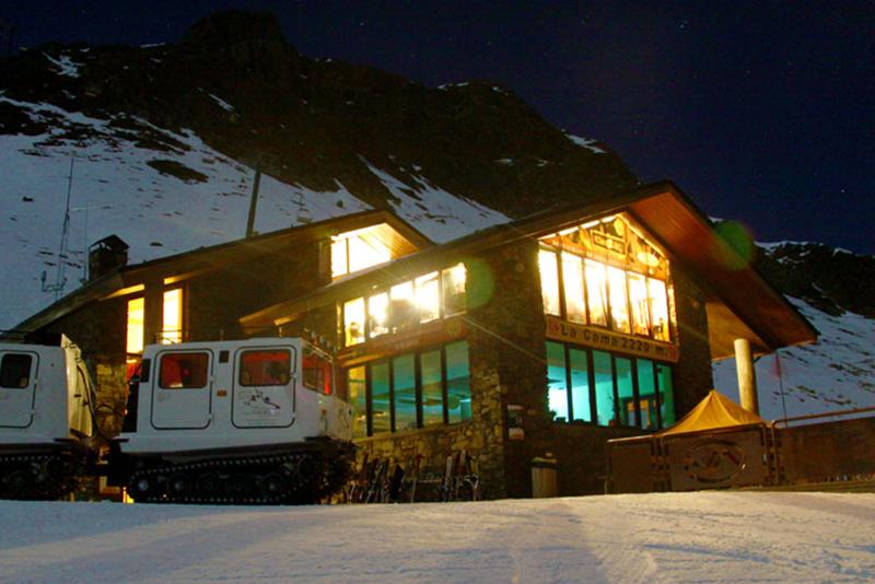 Un sopar de fondue a m apr s ski a la coma d 39 arcal s diari de la neu - Restaurant la comma ...