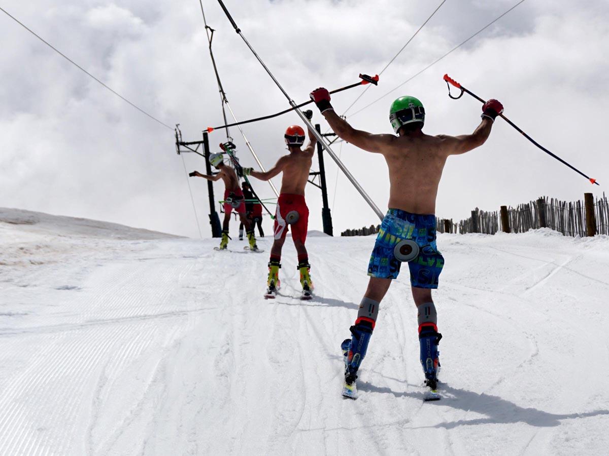 masella-1-maig-2019-esquiadors-banyador-teleesqui-primavera