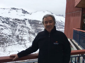 Ricardo Margulus, gerent general a Valle Nevado