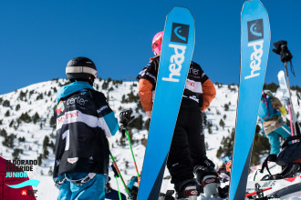 Head i Tyrolia esponsoritzen ElDorado Freeride Junior Tour, el Freeride World Qualifier i el Freeride Junior Tour